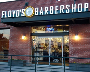 Floyd's 99 Barbershop Brewers Hill in Baltimore, MD near Canton, MD