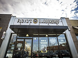 Floyds 99 Barbershop On Clybourn In Chicago IL Near Ranch Triangle Lincoln Park Location 1953 N