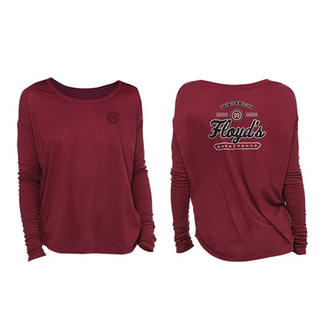 Women's Flowy Long Sleeve