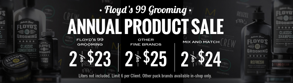 Floyds Barber Shop